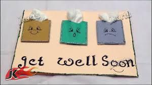 diy get well soon greeting card jk arts