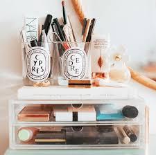 10 beauty storage organisation tips