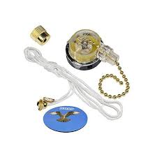 interiors ceiling fan pull chain switch