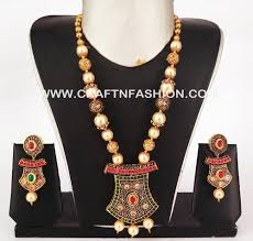 megh craft indian jewellery pearl