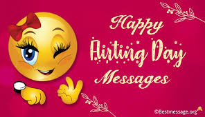 happy flirting day messages flirty quotes whstapp status
