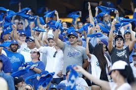 Fanáticos Dodgers inspirados por alcanzar el título de Serie ...