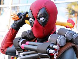 authentic deadpool costume high