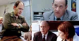 Earl Boen as psyschatrist Dr. Peter Silberman in Terminator movies |  Terminator movies, American actors, Celebrity pictures