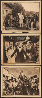 The Cowboy and the Lady (Paramount, 1922). Lobby Cards (3) (11 | Lobby  cards, Tom moore, Cowboy