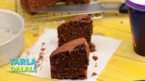 eggless chocolate cake pressure cooker