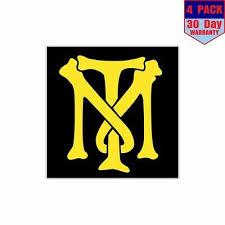 Auto Parts And Vehicles Car Truck Graphics Decals Tony Montana Monogram Sticker Decal Die Cut Vinyl Scarface 2x Smeportals Com