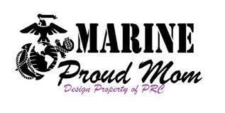 Proud Marine Mom Car Decal By Purplerosecrafts On Etsy 7 00 Mom Car Marine Mom Mom Clipart