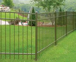 Jerith Style 22 Cp 1 Aluminum Fence Discount Fence Supply Inc