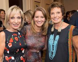 Swamp Dweller – Katy Tur's Book Party – Maureen Orth