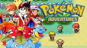 Pokemon Adventures Fire Red Leaf Green Saga Fan Game Concept Demo ...