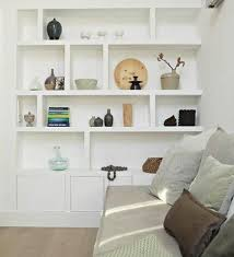 gorgeous built ins diffe heights