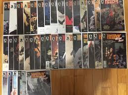 BPRD HELLBOY 114 Comic Lot Mignola Abe ...