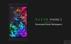 razer phone 2 stock wallpapers