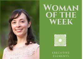 Woman of the Week ~ Abigail Young - Executive Elements