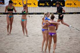 Beach volleyball: Minus longtime partner, mother Walsh Jennings ...