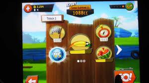 Angry Birds GO! Hal Unlocked - Unlock the Green Bird in the Stunt ...