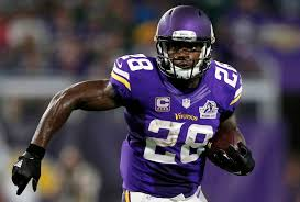 Adrian Peterson to Be Free Agent as Vikings Decline Option - The ...