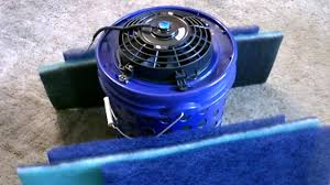 diy activated carbon air purifier w