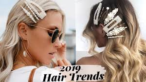 how to rock pearl hair clip trend