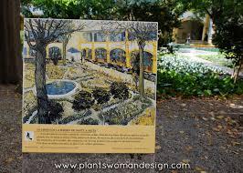 traveling plantswoman arles france