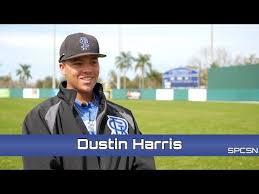 St. Petersburg College Sports - Dustin Harris Interview - YouTube