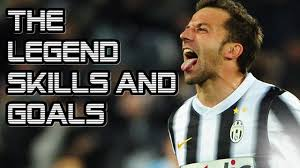 Alessandro Del Piero - Impossible to forget