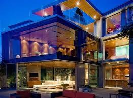 glass house gets a slice