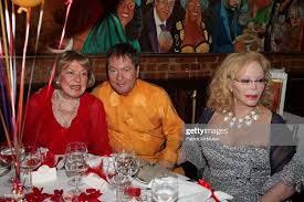 Jacqueline Stone, Jean-Claude Baker and Monique van Vooren attend... News  Photo - Getty Images