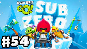 Angry Birds Go! Gameplay Walkthrough Part 54 - Weekly Tournament ...
