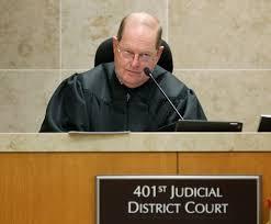 Enrique Arochi gets district judge ...