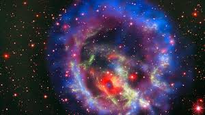 Astrónomos habrían captado el momento en el que una estrella se ...