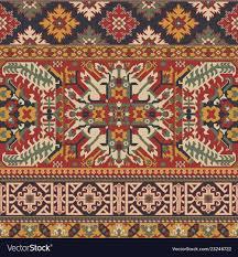 style antique rug motifs patchwork