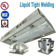 used captiveaire kitchen hood exhaust