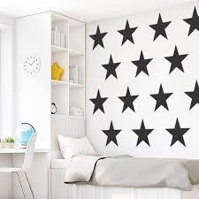 Giant Stars Wall Decal Set Labeldaddy
