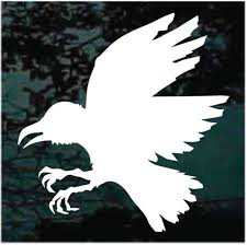 Solid Raven Decals Stickers Decal Junky