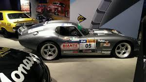 Peter Brock's Daytona Coupe ...