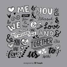 wedding quotes and ampersands nohat