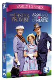 Amazon.com: Family Classics: Addie and the King of Hearts / The Easter  Promise: Paul Bogart, Joseph Hardy, Jason Robards Jr., Lisa Lucas, Mildred  Natwick, Diane Ladd, Jean Simmons, Elizabeth Wilson, Richard Hatch,