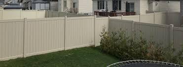 Vinyl Pvc Fence Ottawa Ideal Fence
