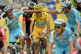 Italy's Vincenzo Nibali Wins the 2014 Tour de France - The New York Times