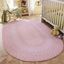gentle kids braided rug soft carpet