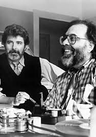 George Lucas & Francis Ford Coppola | Film director, Movies, Film ...