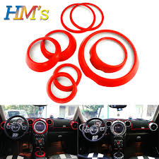 For Mini Countryman R60 Car Styling Interior Decals Stickers Kit For Mini Cooper R60 Accessories For Mini Cooper Countryman Automotive Interior Stickers Aliexpress