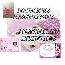 Invitaciones Personalizadas Y Playeras Personalizadas Home