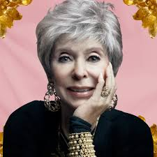 Rita Moreno's Been Breaking the Mold for Longer Than You Know | Glamour
