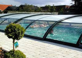 Pin By Jennifer Powers On Pool Ideas In Ground Pools Swimming Pool Enclosures Pool Cover