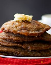 apple cinnamon pancakes ermilk and