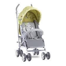 Lorelli Baby Stroller IDA Green and Grey Elephant | Baby and kids ...