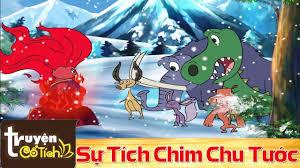 Phim Hoạt Hình Hay Nhất 2017 - SỰ TÍCH CHIM CHU TƯỚC - Truyện Cổ Tích - ...    Truyện cổ tích, Phim hoạt hình hay và Hoạt hình